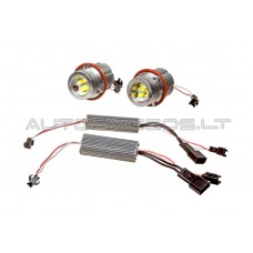 BMW 120W CREE LED Angel Eyes Marker Lemputės