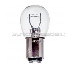 Originali BAY15D P21/5W 1157 Halogeninė Lemputė