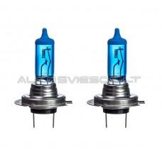 H7 55W Xenon Efekto Lemputės