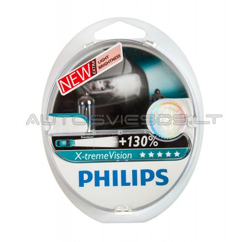 philips h7 x treme vision halog nin s lemput s. Black Bedroom Furniture Sets. Home Design Ideas