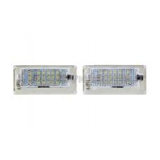 Mini Cooper R50 R52 R53 18 LED Numerio Apsvietimo Lempos
