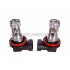 H11 60W CREE LED Lemputės