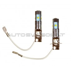 H3 60W CREE LED Lemputės