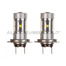 H7 60W CREE LED Lemputės